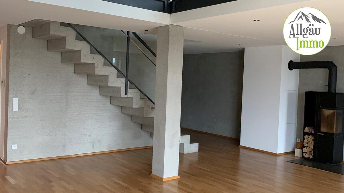 Maisonette Wohnung solide vermietet in 5 Wochen