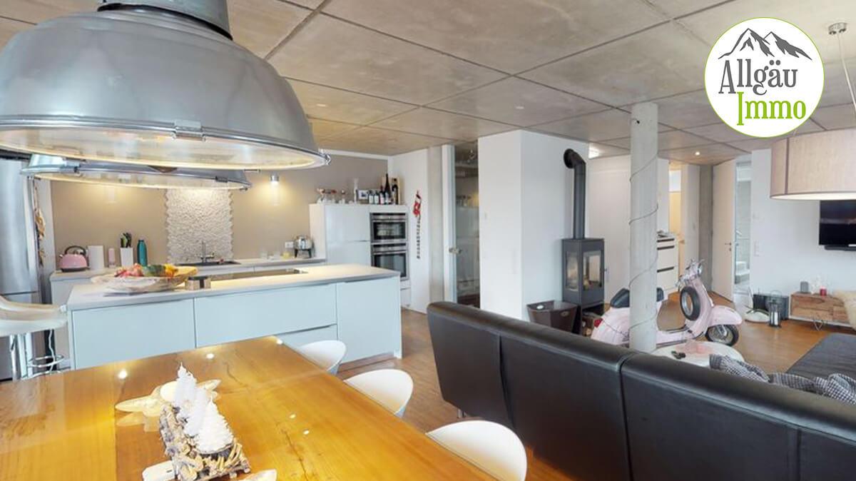 Fantastische Helle Wohnung in Memmingen mit Balkon