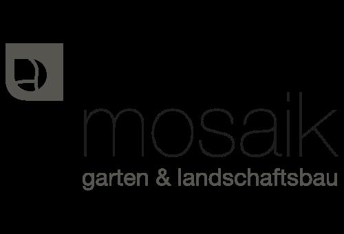 Mosaik Logo – Garten- und Landschaftsbau