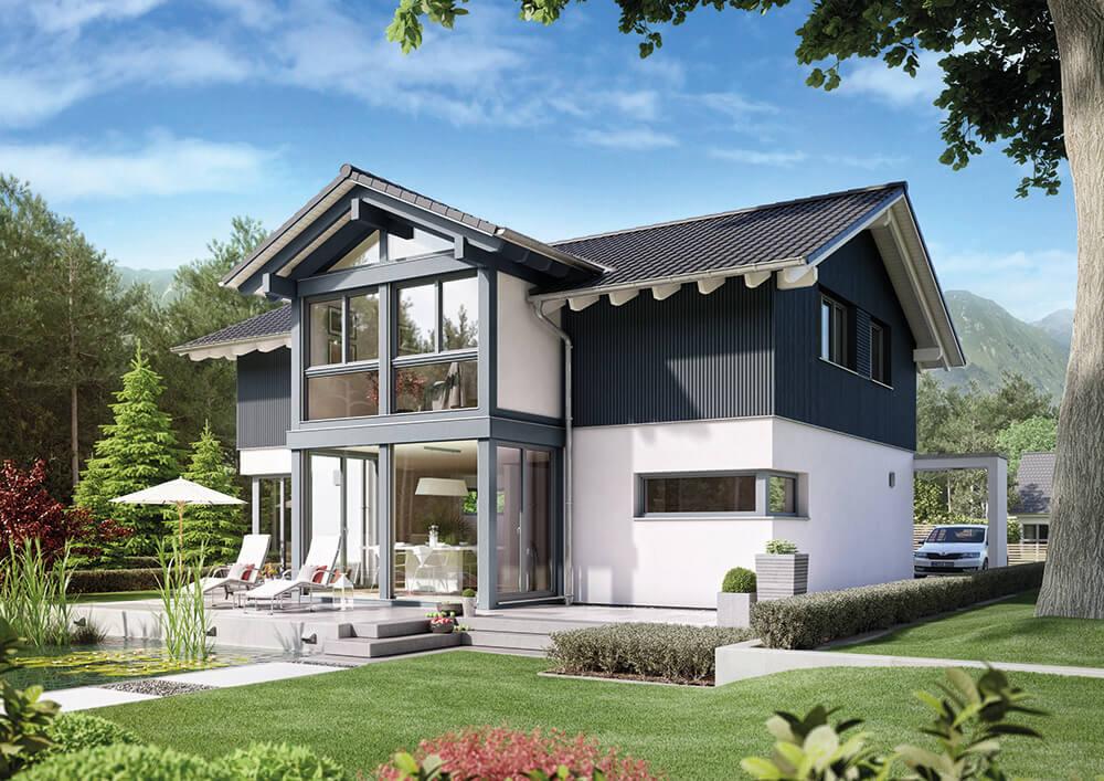 Kampa Haus Bauweise Tritos