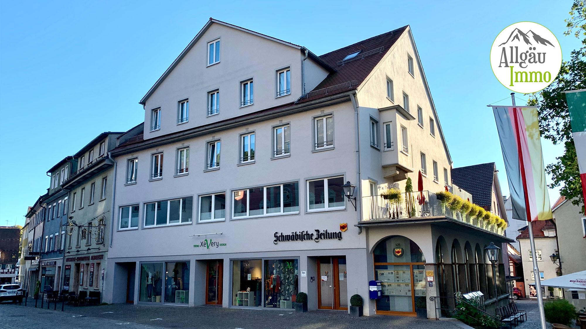 Gewerbefläche Leutkirch Außenansicht 1