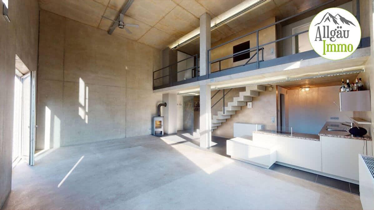 Referenz Fantastische Loft-Wohnung in zentraler Lage in Memmingen zu vermieten