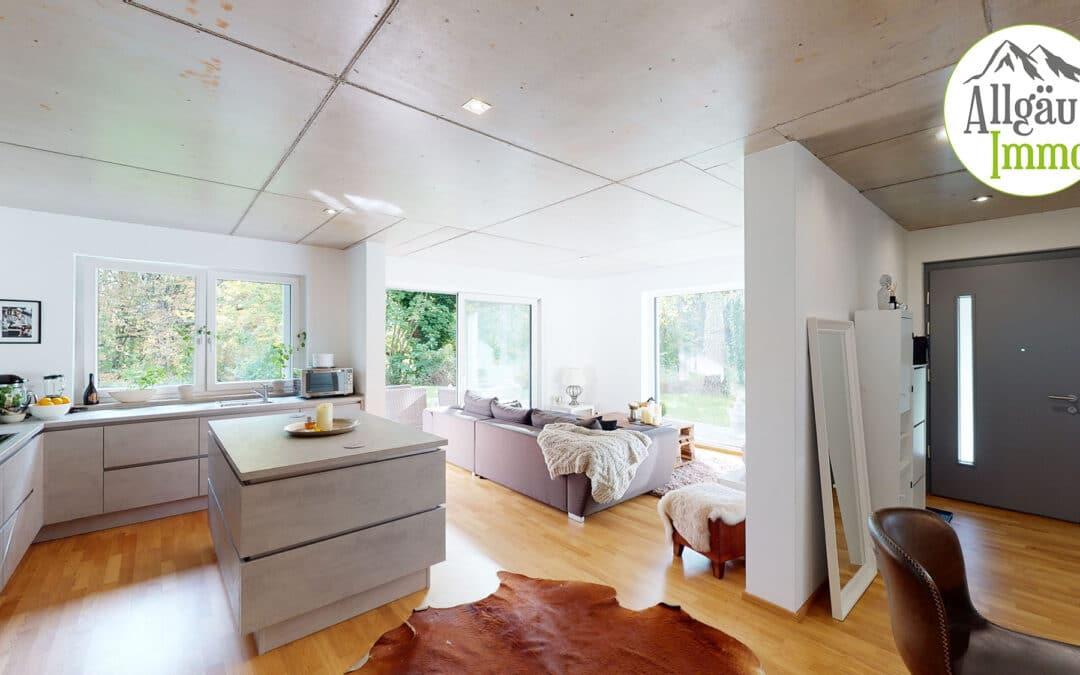Fantastische, helle Wohnung mit herrlicher Terrasse in beliebter Lage in Memmingen