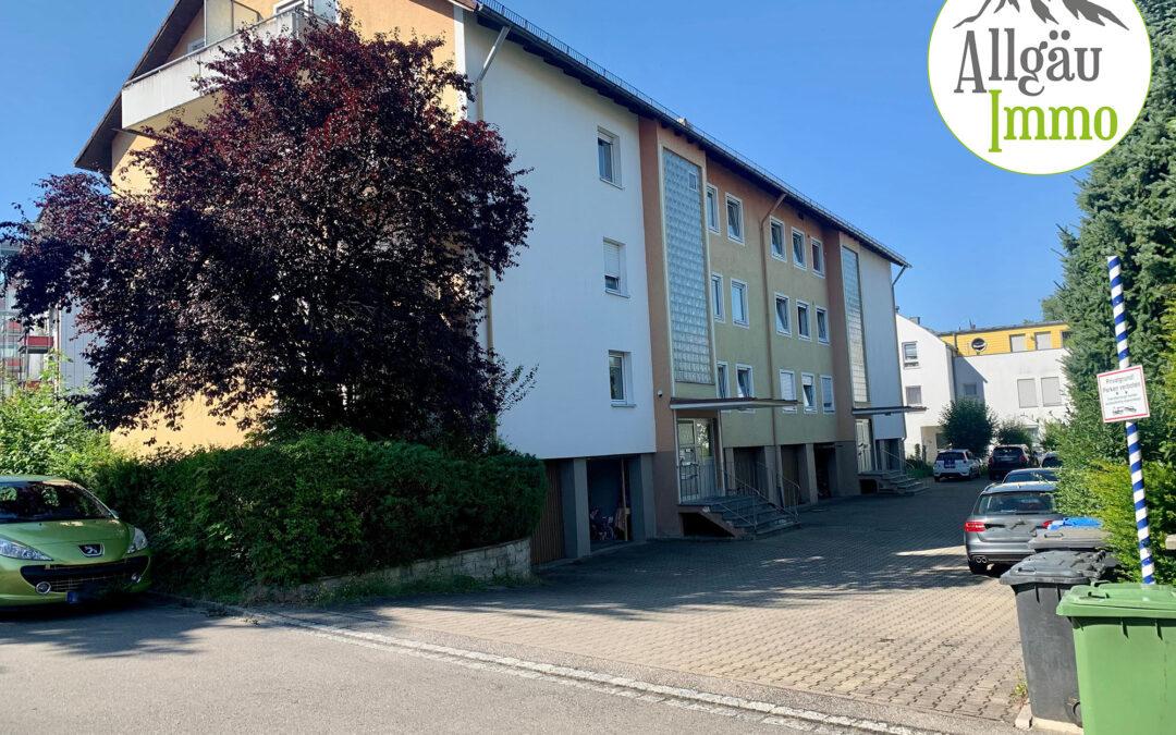 Kapitalanleger! 3 x 2 Zimmer Wohnungen in Kaufbeuren zu verkaufen.