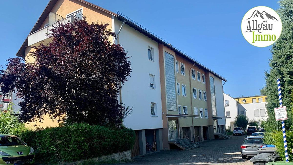 3 x 2 Zimmer Wohnungen in Kaufbeuren verkauft